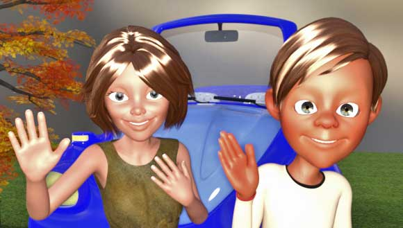 couple with very cheap car insurance