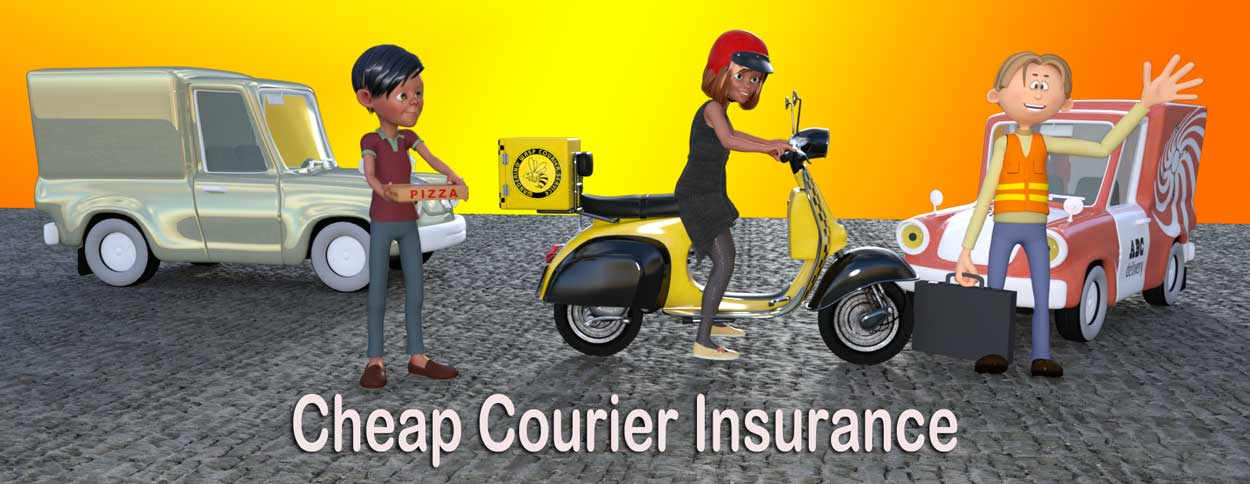 courier image