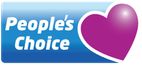 Peoples Choice logo